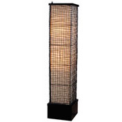 "Kenroy Lighting, Trellis Floor Lamp, 32250BRZ, Bronze Finish, Plastic, 11""L"