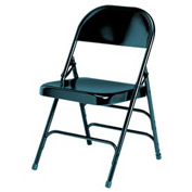 Ki 300 Series Steel Folding Chair - Baltic - Pkg Qty 4
