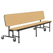 KI 8' Convertible Bench - Kensington Maple