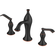 Kraus KEF-15003ORB Ventus 8-inch 2-Handle Widespread Faucet in Oil Rubbed Bronze