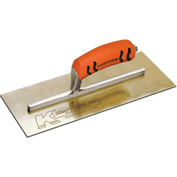 "Kraft Tool Co® PL459PF Stainless Steel Plaster Trowel W/ProForm® Handle, 12"" x 5"""
