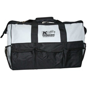 "Kraft Tool Co® WL103 Professional Nylon Tool Bag, 24"" x 10-1/2"" x 13-1/2"""