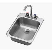 "Krowne HS-1317 - 13"" x 17"" Drop-In Hand Sink"