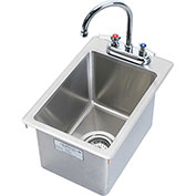 "Krowne HS-1419 - 12"" x 18"" Drop-In Hand Sink"