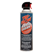 Tri-Flow Rapid Clean Dry Degreaser, 20 oz. Aerosol Accu-Sol Trigger TF0023008 Package Count 6