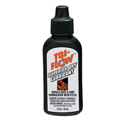 Tri-Flow Industrial Dry Lubricant, 2 oz. Non-Aerosol Drip Bottle - TF21013 - Pkg Qty 12