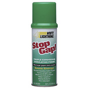 White Lightning® Stop Gap!® - 16 Oz. - Triple Expanding Foam - Pkg Qty 8