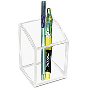 Clear Acrylic Pencil Holder