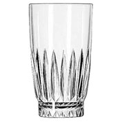 Libbey Glass 15458 Beverage Glass 12 Oz., DuraTuff, 36 Pack