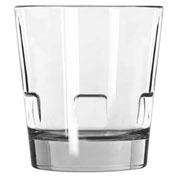 Libbey Glass 15963 - Double Old Fashioned 12 Oz., Glassware, Optiva, 12 Pack