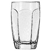 Libbey Glass 2489 Beverage Glass 10 Oz., Chivalry, 36 Pack