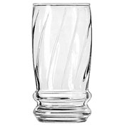 Libbey Glass 29411HT Beverage Glass Cascade 12 Oz., 24 Pack