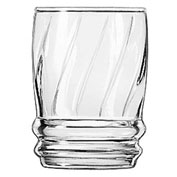 Libbey Glass 29511HT Beverage Glass 8 Oz., Cascade Heat Treated, 48 Pack by Beverage Glasses