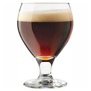 Libbey Glass 3062 Beer Glass 19.25 Oz., Glassware, Footed Beers, 12 Pack