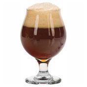 Libbey Glass 3808 - Belgian Beer Glass 16 Oz., 12 Pack