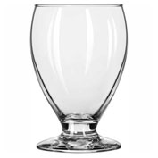 Libbey Glass 3908 Teardrop Beer Glass 10.25 Oz., Glassware, Footed Beers, 24 Pack