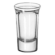 Libbey Glass 5033 - Tall Whiskey Glass 1 Oz., Glassware, Whiskey Service, 72 Pack