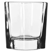 Libbey Glass 5277 Shot Glass Whiskey Glass Prism 2 Oz., 72 Pack
