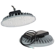 Larson Electronics GAU-HB-200W-LED, 200 Watt High Bay LED Light Fixture - General Use, 21,000 Lumens