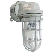 Larson Electronics HAL-CRNM-LED7W-HV-WAL-56K, Corrosion Resistant LED Wall Fixture