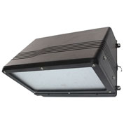 Larson Electronics LEDHWW-900-56K-BLK, 90 W Trad LED Wall Washer - Replaces 400 W MH Fixtures, IP65
