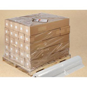 Pallet Size Shrink Bags on Rolls, 52X43X70, 25 per Roll, Clear