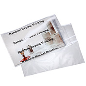 "Postal Approved Mailing Bags, 9"" x 12"" 2 Mil Clear, 1000/CASE"