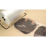 Clear Poly Tubing 3 mil, 9, 1 per Roll, Clear