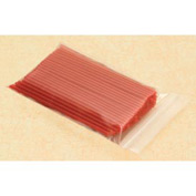 """Reclosable Clear Poly Bags 4"""" W x 6"""" L , 6 Mil 1000 Case"""