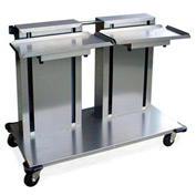 "Lakeside® 2819, Double Cantilever Dispenser - 15"" X 20"""