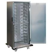 Lakeside® 6537 Stainless Steel Transport Cab With Universal Ledges - 5 Tray