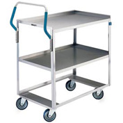 Lakeside® 6820 Ergo-One System Stainless Steel Cart 39 x 22 x 44 500 Lb Cap