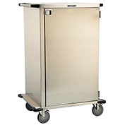 Lakeside® 6932 1 Door Stainless Steel Case Cart - 36 x 29 x 54