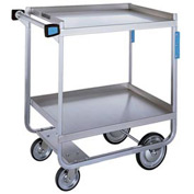 Lakeside® 938 Tough Transport 2 Shelf Cart 33 x 19-3/4 x 34-1/4 1000 Lb Cap