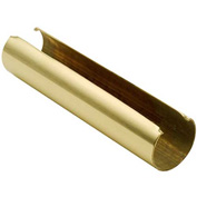 "Lavi Industries, Splice, for 1.5"" Tubing, Polished Brass"