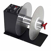 "LABELMATE Automatic Label Rewinder For Up To 6-1/2"" W x 12"" Diameter, 3"" Core Rolls"