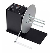 "LABELMATE Automatic Rewinder W/ Tension Sensor Arm For Up To 6-1/2"" W x 11"" Dia. 1""-4"" Core Rolls"