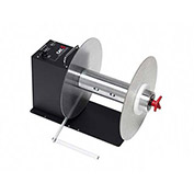 "LABELMATE Automatic Rewinder W/ Tension Sensor Arm For Up To 10-1/2"" W x 12"" Dia. 3"" Core Rolls"