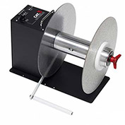 "LABELMATE  Automatic Rewinder W/ Tension Sensor Arm For Up To 8-1/2"" W x 12"" Dia. 3"" Core Rolls"