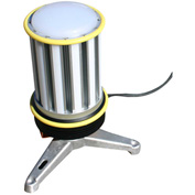 Lind Equipment LE360LED-FS Beacon 360° Portable Led Area Light - 120W, Floor Stand