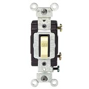 Leviton CS115-2I 15A, 120/277V,  Single-Pole, Ivory