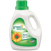 Clorox Green Works® Liquid Laundry Detergent, 90 Oz. Bottle 4/Case - COX30319CT