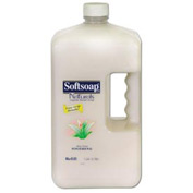Softsoap Moisturizing Hand Soap W/ Aloe Refill, Gallon Bottle 4/Case - CPM01900CT