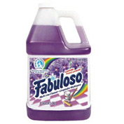 Fabuloso All-Purpose Cleaner Lavender Scent, Gallon Bottle 4/Case - CPM04307CT