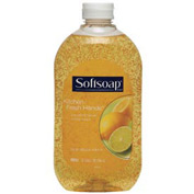 Softsoap® Kitchen Fresh Hands Hand Soap Citrus Scent, 28 Oz. 6/Case - CPM26987CT