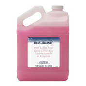 Boardwalk Mild Cleansing Lotion Soap Pleasant Scent, Pink Gallon Bottle 4/Case - BWK410CT