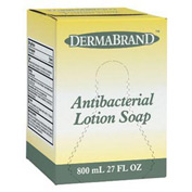 Boardwalk Antibacterial Lotion Soap Floral Balsam, 800mL Box 12/Case - BWK8200CT