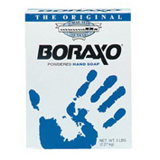 Boraxo Powdered Original Hand Soap Unscented, 5 Lbs. Box 10/Case - DPR02203CT