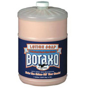 Boraxo Liquid Lotion Soap Floral Fragrance, Gallon Bottle 4/Case - Gallon - DPR02709