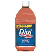 Dial Complete Antibacterial Foaming Hand Soap Original, 40 Oz. Bottle 6/Case - DPR98976CT